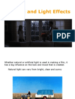 Presentation 2, Part 1 - Film Lighting, Intro