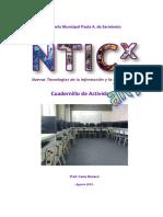 Nticx Tp 2012 - Arte