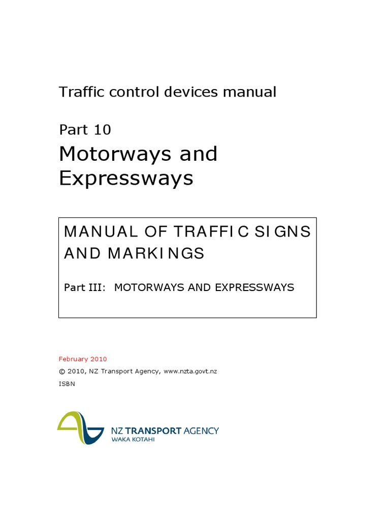 09 Level Crossings | Controlled Access Highway | Interchange