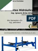 HERRAMIENTAS HIDRAULICAS