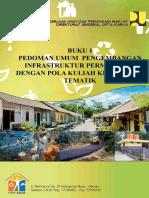 BUKU 1 Pedoman Umum Pengembangan Infrastruktur Pemukiman Dengan Pola KKN Tematik