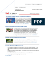 Canada Immigration Newsletter - CICNews