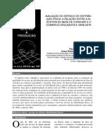 Artigo Sobre Distribuição Física