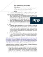Tema I, Finanzas I