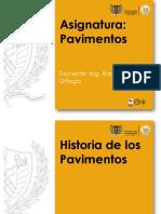 PAV SESION 1 de (Historia de Los Pav) - Ing. Ramon Torres