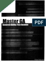 master GA