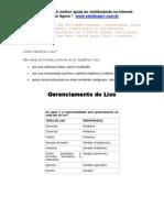 Conhecimentos Gerais e Atualidades - Indústrias e Meio Ambiente - Lixo 02