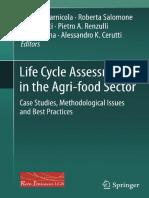 Life Cycle Assessment in the Agri-food Sector (Bruno Notarnicola, Roberta Salomone, Luigia Petti, Pietro a. Renzulli, Rocco Roma, Alessandro K. Cerutti)