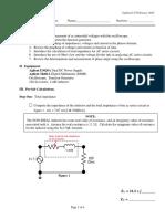 PE 11 Series AC Circuits