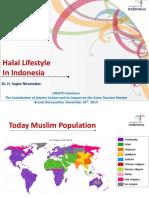 Best Practice Halal Life Indonesia
