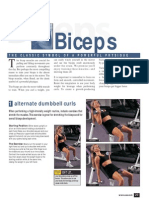 Bodybuilding - BicepsTraining