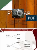 Kopling Motor