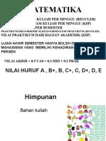 p 1 Himpunan