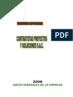 Curriculum Cpssac