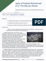 A Brief Biography of Prophet Muhammad Part 1 of 2 177 En