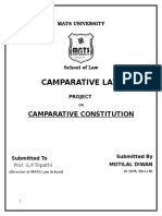 Comparative Constitution.docx