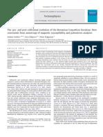 Iuliana Vasiliev Et Al. (2009)-The Syn- And Post-collisional Evolution of the Romanian Carpathian Foredeep