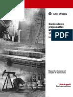 Allen Bradley Controladores programables MicroLogix 1200  y 1500 Boletines 1762 y 1764.pdf