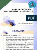 5. HIDROMETRI
