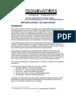 Designovators Overview