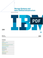 IBM Storage Systems and Software