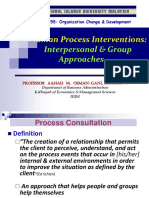 MBA-OCD-Session#6-Human Process IntPersonal&Amp;Group Processes