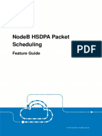 ZTE UMTS UR14 NodeB HSDPA Packet Scheduling Feature Guide