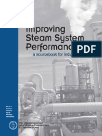 Improving Steam System Performance