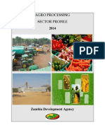 Agro Processing 2014