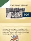History of Veterinary Medicine