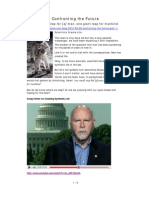 Confronting the Future - Is Craig Venter now a God?