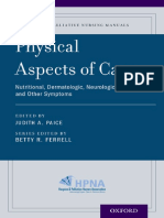 Physical Aspects of Care - Nutritional, Dermatologic, Neurologic and Other Symptoms (HPNA Palliative Nursing Manuals) - 1st Edition (2015)