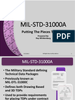 Presentation - MIL-STD-31000_A_Overview - Roy Whittenburg