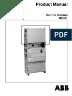 ABB Control Cabinet M2001