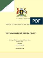 Buy Uganndan Build Uganda