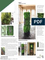 Sage Vertical Garden Ambius Brochure