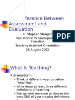 assessment-evaluation-straight.ppt