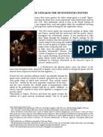 Rebuffa - Baroque Guitar