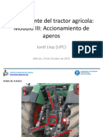 Modulo III TDF y Elevador 1
