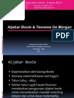 05 Aljabar Boole n d Morgan