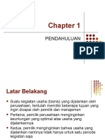 Chapter 1 Pendahuluan