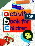 Activiti Book for Children 2-1