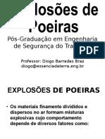 09 - Explosão de Poeiras