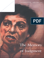 Lawrence Douglas-The memory of judgment_ making law and history in the trials of the holocaust-Yale University Press (2001).pdf