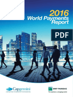 World Payments Report Wpr 2016