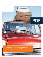 Deutsch Zum Mitnehmen Französisch PDF