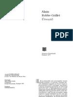Alain Robbe-Grillet - Útvesztő