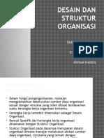 Konsep Dasar Pengorganisasian