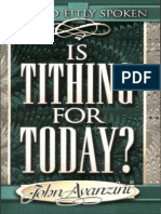 (Word fitly spoken) John F Avanzini-Is tithing for today_-HIS Publishing Company  (2000).epub