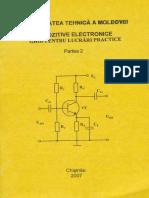 Dispozitive Electronice - Ghid La Lucrãri Practice 2